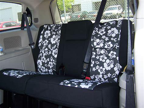 caravan interior seat covers dodge caravan pattern seat covers rear okole hawaii