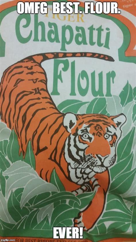 Sheit Meme - the flour tiger has seen some sheit man imgflip