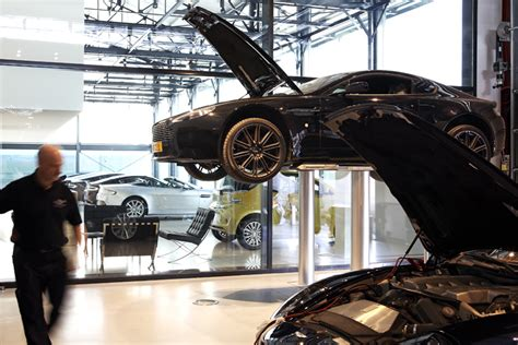 garage kontz aston martin luxembourg olivier minaire photography