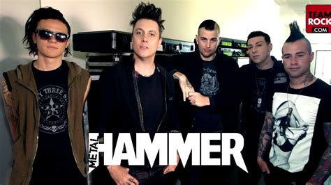 A7x Avenged Sevenfold Metal Band metal hammer golden gods 2014 best international band