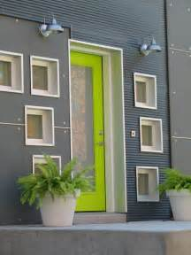 lime green front door source for simple modern storm doors modern front