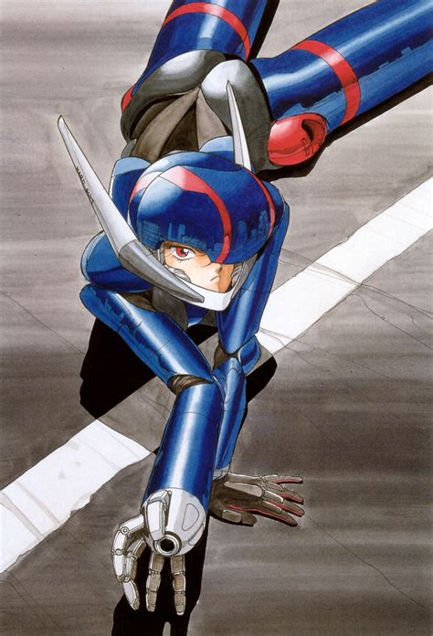 Bor Priss priss asagiri bubblegum crisis image 379958 zerochan anime image board