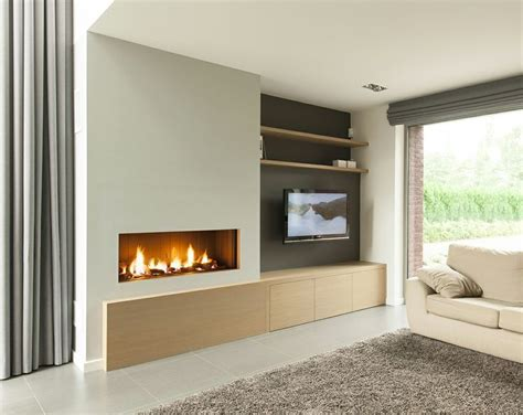 gas kamin surround 407 best images about linear fireplaces linear