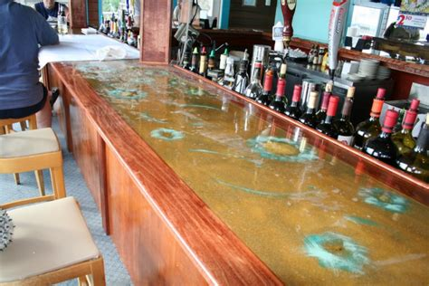 clear bar top resin iec approved epoxies paint marine bar top access epoxy sites