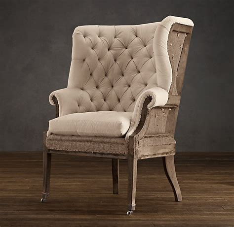 restoration hardware armchair chic on a shoestring decorating restoration what