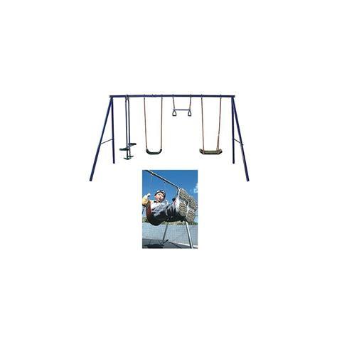altalena da giardino per bambini altalena da esterno per bambini etcd s002 5 posti 2