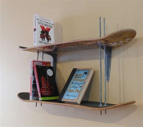 skateboard shelves the diy adventures
