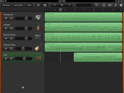 Garage Band Tips by Mixdown And Your Musical Genius With Garageband For