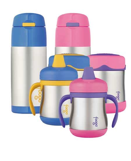 Thermos Botol Foogo Sippy Cup 7oz 200ml canadian supplier of foogo thermos stainless steel bottles