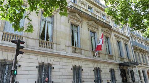 consolato peru a l ambassade du p 233 rou