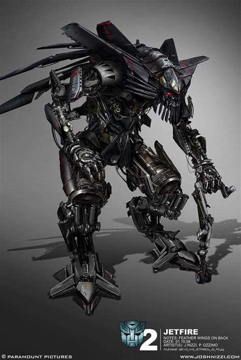 film robot transformer quot transformers revenge of the fallen quot concept art by josh