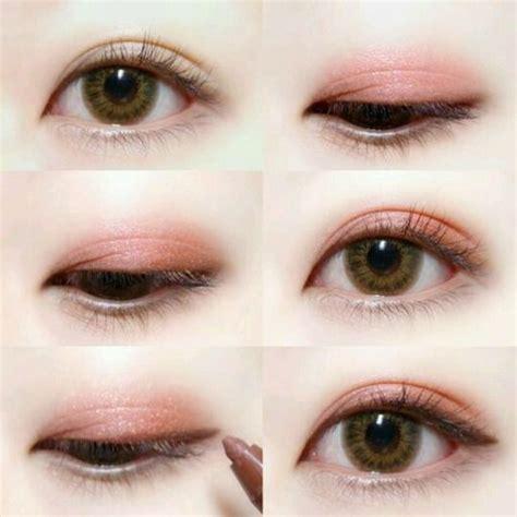 tutorial makeup natural korean style 25 best ideas about brown mascara on pinterest brown