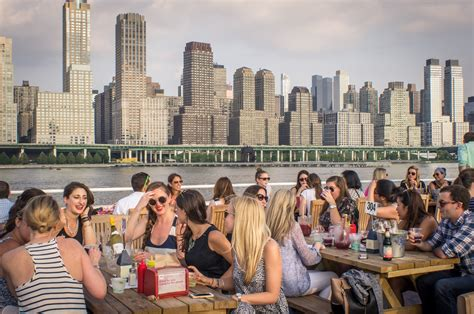 lobster on a boat nyc best waterfront restaurants and bars in new york