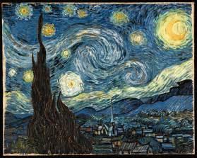 Starry Night File Vangogh Starry Night Edit Jpg Wikimedia Commons