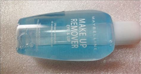 Maybelline Lip Eye Makeup Remover maybelline eye and lip makeup remover review