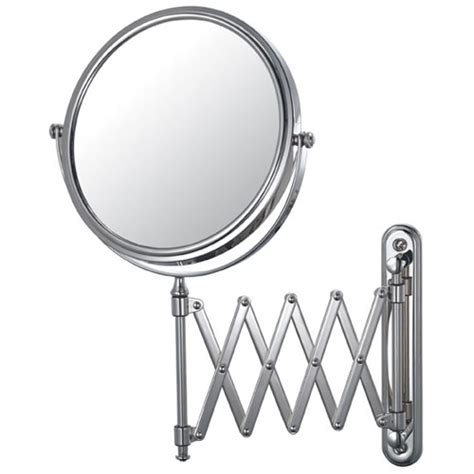 bathroom mirror wall mount with extension arm wall mirror with extension arm in wall mirrors