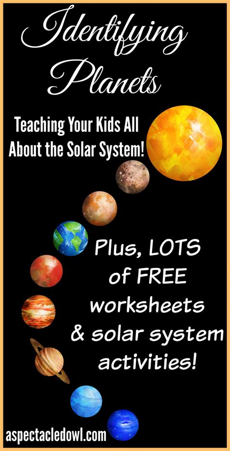 8 Facts On The Solar System by Identifying Planets Teaching Your Solar System Facts
