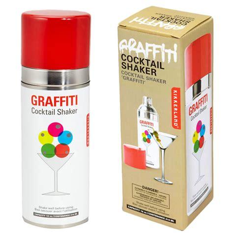spray paint shake spray paint graffiti cocktail shaker buy gifts