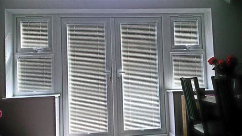Blinds For French Patio Doors Pandablinds Site Quality British Made Blinds