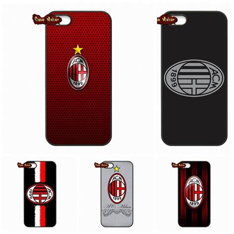 Ac Milan Logo Casing Redmi Note milan covers promotion shop for promotional milan covers