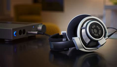 Headphone Sennheiser Hd 800 sennheiser hd800 headphones hdv820 at audio affair