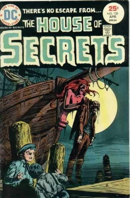 house of secrets house of secrets covers 100 149