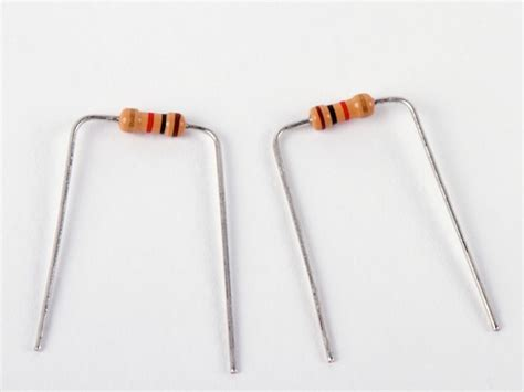 how to bend resistor leads simple relay shield assembly v2 evil mad scientist wiki