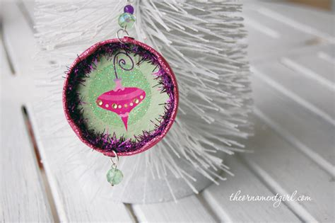 christmas ornament crafts and tutorials to make diy