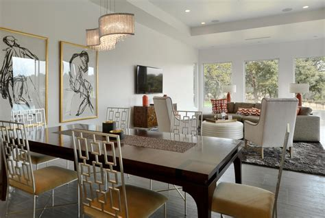 dining rooms transitional dining room austin by