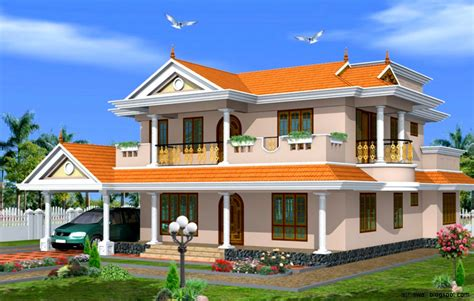 simple building modern house