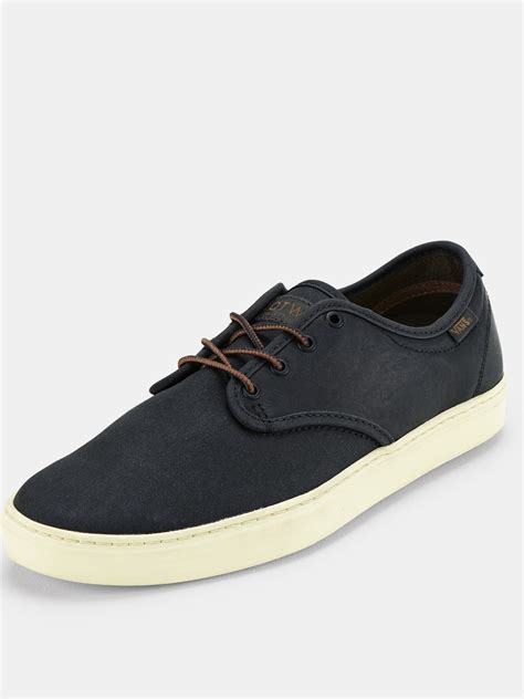 otw by vans ludlow sneaker vans otw ludlow mens shoes in black for lyst
