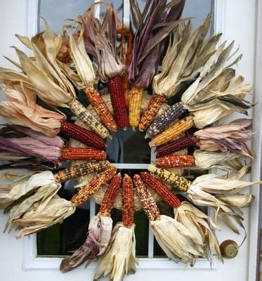 indian corn decorations for fall 17 best ideas about indian corn wreath on