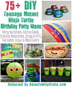 75 diy frozen birthday party ideas about family crafts twin birthday ninja turtle invitations and birthday