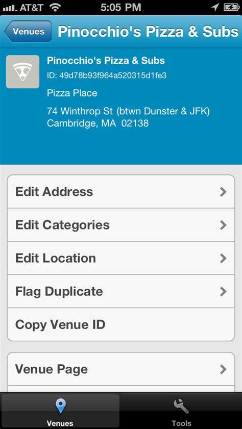 Foursquare Superuser foursquare の superuser のためのアプリ hopscotch foursquare