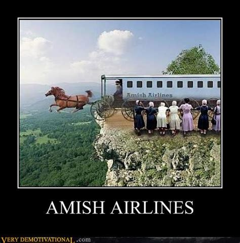 Amish Meme - amish airlines humor hilarious stuff and funny memes