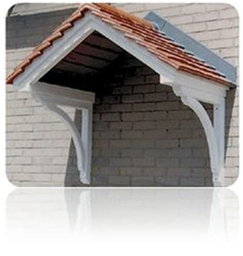 simple awning design front door canopy only referring to the pillars and stone