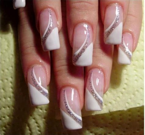 easy nail art french manicure french nail art french nail art designs french nails