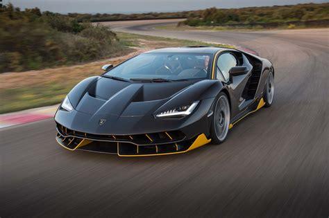 Motor Lamborghini Lamborghini Centenario Lp 770 4 Drive Motor Trend