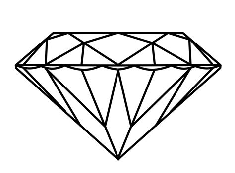 how to diamond drawings design practice