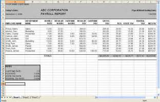 Simple Payroll Spreadsheet Best Photos Of Free Payroll Spreadsheet Examples Excel