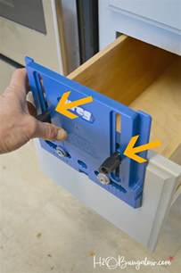 how to install cabinet pulls on drawers how to install knobs and pulls on cabinets and furniture