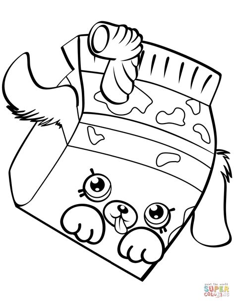 Shopkins Coloring Pages Games Online Free 5   Shopkins