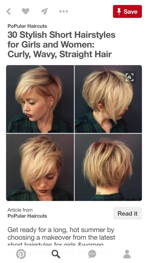 pin back a long pixie fringe pin by o on your pinterest likes pinterest short hair