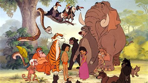 pictures of the jungle book characters gallery the jungle book