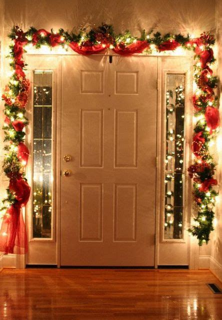 indoor christmas decorations ideas 31 gorgeous indoor d 233 cor ideas with christmas lights