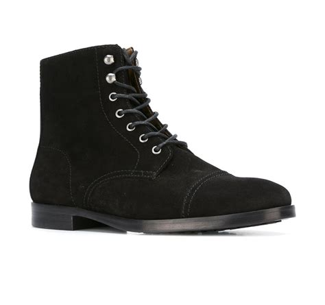 apt 9 mens boots handcrafted mens fashion black suede lace up boots