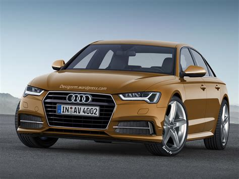 audi a4 2016 2016 audi a4 b9 rendered what if audi design would