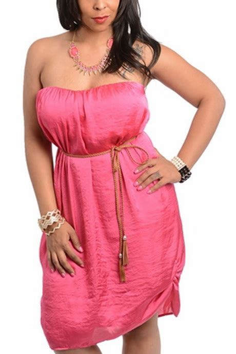 pink plus size dresses pink plus size dresses
