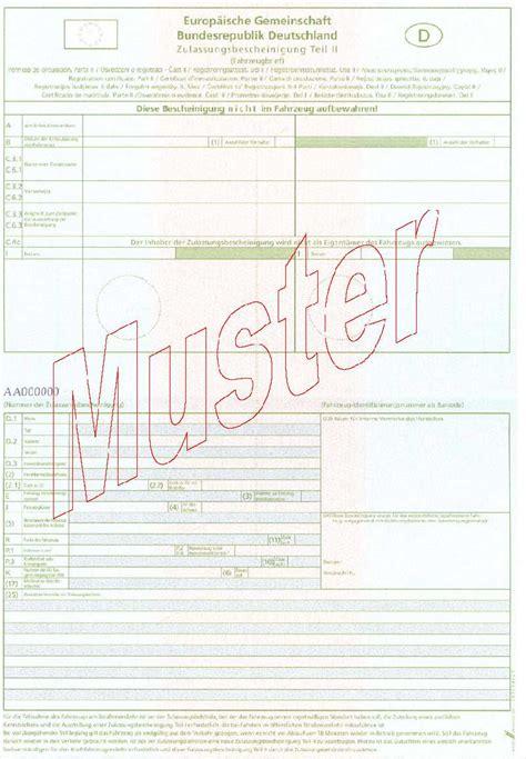 Auto Abmelden Ohne Papiere by Unimog Community Thema Anzeigen Neue Eu Harmonisierte