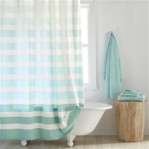 extra long cotton shower curtain buy extra long shower curtain from bed bath beyond